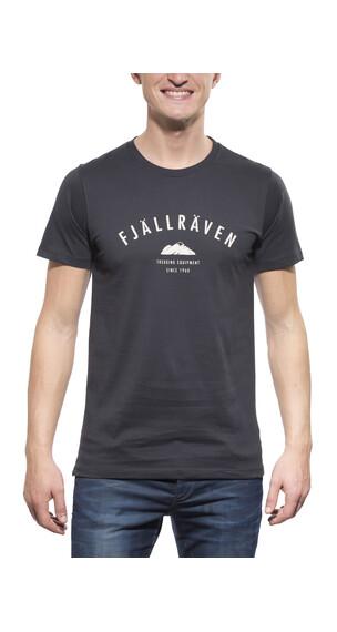 Fjällräven Trekking Equipment t-shirt Heren blauw